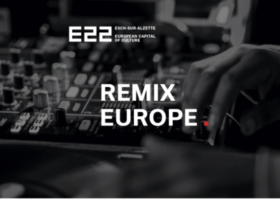 Esch 2022 Remix Europe