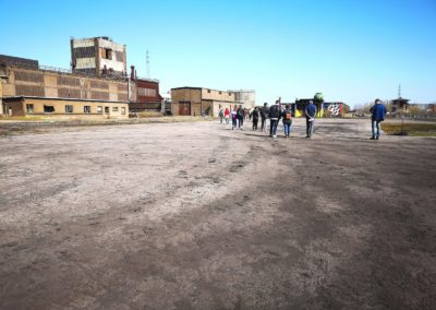 guided tours of Esch-Schifflange site on citizen day